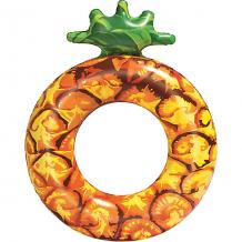 Купить круг для плавания bestway, ананас ( id 10878174 )