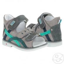 Купить сандалии bebetom, цвет: серый ( id 11658238 )