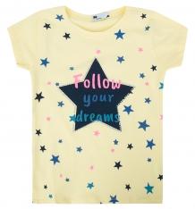 Купить футболка tuffy, цвет: желтый ( id 9890553 )