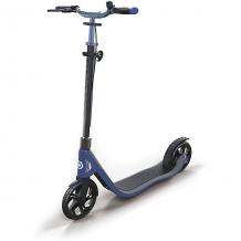 Купить двухколесный самокат globber one nl 205 deluxe, голубой ( id 8304660 )