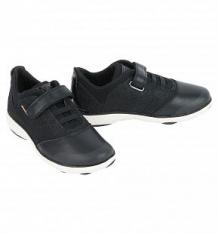 Купить кроссовки geox, цвет: черный ( id 6976411 )