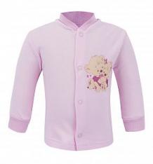 Кофта Три медведя, цвет: розовый ( ID 5043871 )