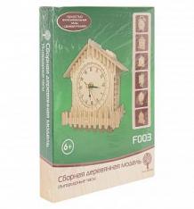 Купить сборная деревянная модель wooden toys интерьерные часы ( id 2959214 )