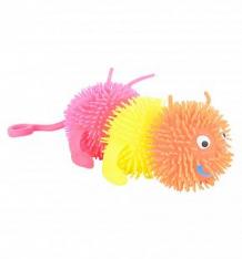 Антистресс игрушка Игруша Гусеница оранжево-желто-розовая ( ID 7737691 )