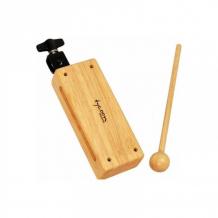 Купить музыкальный инструмент tycoon tdb-l тон-блок мультитон дерево tdb-l