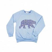 Купить джемпер takro медведь, цвет: голубой ( id 11927230 )