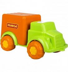 Фургон Полесье Антошка цвет: оранжево-салатовый ( ID 1481927 )