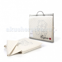 Купить постельное белье esspero teddy cristal (3 предмета) rv5170510-108067827
