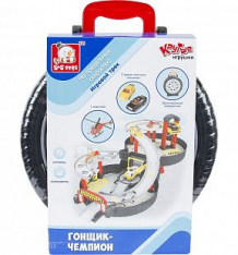 Игровой набор S+S Toys Гонщик-чемпион ( ID 3764170 )