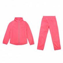 Купить комплект кофта/брюки lassie, цвет: розовый ( id 11650000 )