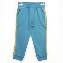 Купить спортивные брюки mirdada, цвет: голубой ( id 11910172 )