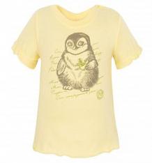 Купить футболка бамбук, цвет: желтый ( id 5945221 )