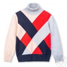 Купить свитер play today snow college, цвет: бежевый/синий ( id 11784004 )