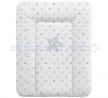 Купить ceba baby матрас пеленальный мягкий stars 70х50 см w-143-066