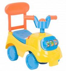 Купить каталка детская kids rider 1821a, цвет: rolling fun ( id 9446227 )