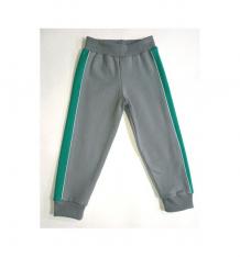 Купить брюки semicvet, цвет: серый/зеленый 1-891