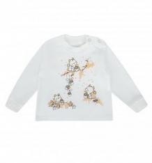Купить джемпер мелонс белочка, цвет: молочный ( id 9946956 )