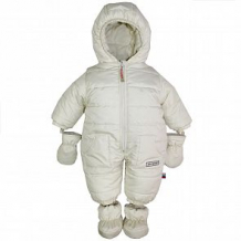 Купить комбинезон даримир снежок, цвет: белый/бежевый ( id 11073536 )