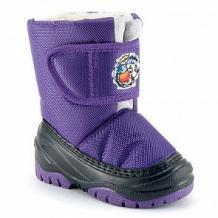 Купить сапоги ortotex, цвет: фиолетовый ( id 11535526 )