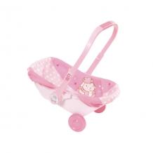 Купить zapf creation baby annabell 700-709 бэби аннабель сиденье-переноска
