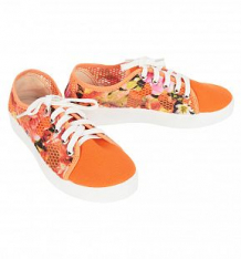 Купить кеды anra, цвет: оранжевый ( id 8841895 )