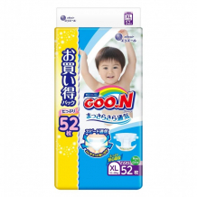 Купить goon подгузники xl (12-20 кг) 52 шт. 853183/853504