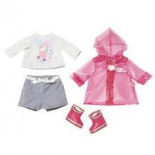 Купить zapf creation baby annabell 700-808 бэби аннабель одежда для дождливой погоды