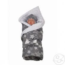 Купить комплект на выписку lm5 slingme, цвет: серый комбинезон/одеяло/шапка/снуд/бант 90 х 90 см ( id 12797944 )