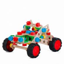 Купить конструктор alexander внедорожник 3x1 off-road vehicle (91 деталь) 2160a