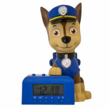 Купить часы щенячий патруль (paw patrol) будильник bulbbotz минифигура chase высота 15.24 см 2021302