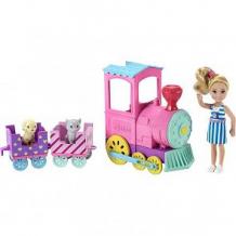 Купить игровой набор barbie паровозик челси 14 см ( id 8203867 )