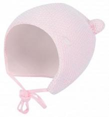 Купить шапка artel, цвет: розовый/белый ( id 9708918 )