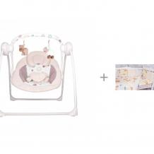Купить электронные качели lionelo lo-ruben с комплектом в кроватку amarobaby мишка 18 предметов