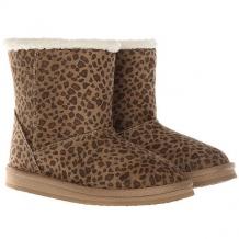 Купить угги детские roxy rg molly cheetah print коричневый ( id 1166020 )