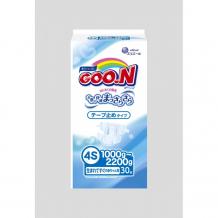 Купить goon подгузники 4s (1-2,2 кг) 30 шт. 100000748