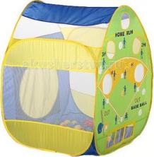 Купить calida палатка-домик бейсбол 100 шаров 661