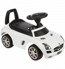 Машина-каталка Chilok BO Mercedes-Benz SLS AMG, цвет: белый ( ID 484882 )