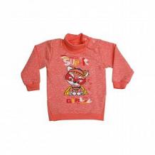 Купить джемпер babyglory супергерои, цвет: коралловый ( id 11457622 )