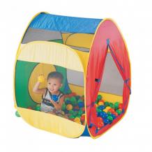 Купить calida игровая палатка с шарами домик 639
