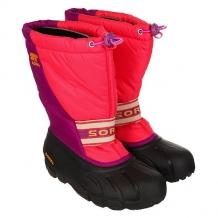 Купить сапоги зимние детские sorel youth cub afterglow bright plum фиолетовый,розовый,черный ( id 1164866 )