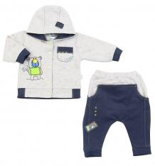 Купить комплект джемер/брюки ewa dexter, цвет: серый ( id 3718274 )