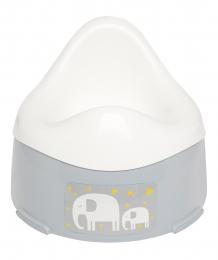 Купить горшок детский, цвет: серый mothercare 2304500