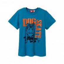 Купить футболка let's go, цвет: бирюзовый ( id 11551150 )