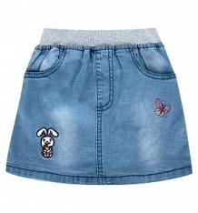 Купить юбка fun time, цвет: голубой ( id 10381073 )