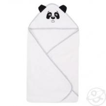 Купить полотенце с уголком leader kids 75 х 100 см, цвет: белый ( id 12037702 )