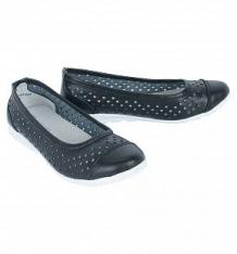 Купить туфли twins, цвет: черный ( id 9524436 )