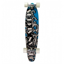 Купить hellowood скейтборд long board 38' sport hw-sb000010-nn