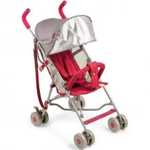 Купить коляска-трость happy baby twiggy, красный 4655667