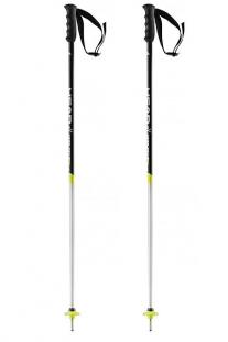 Купить лыжные палки head worldcup black/fluor yellow желтый,черный 1191544
