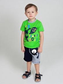 Купить футболка sweet berry, цвет: зеленый ( id 10351031 )